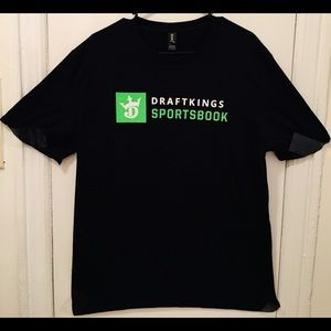 DRAFTKINGS T-SHIRT 100% Cotton Brand New